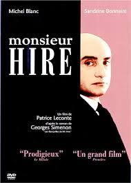 Monsieur Hire [Vídeo-DVD] / Patrice Leconte
