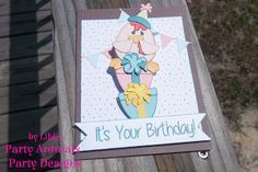 Party Animals' Party Design: Happy Birthday Mummy!