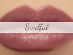 Vegan+Lipstick+Sample++SOULFUL+earthy+mauve+lip+tint+by+Etherealle,+$2.80