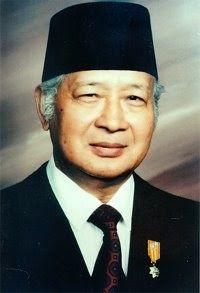 Jend.Besar TNI Purn.H.M.Soeharto Presiden Ke-2 RI