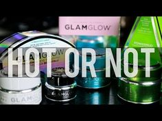 NEW GLAM GLOW MASKS   Hot or Not @Tati absolutly love her videos, watch them everyday