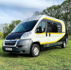 The same fun, fresh Bumble Camper - but Bigger! Rental Vans, Water Supply, Campervan, Fresh, Big