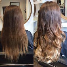 Keratin Hair Extensions | Vivid Hair Review - YouTube