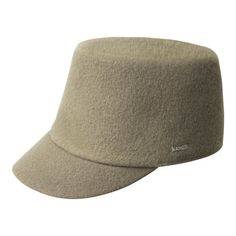 Kangol Wool Supremo Bucket Hat - Concrete Hats. Kangol Caps ... a03f72fda0e4
