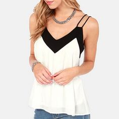 a42ad6b28ab Spring Style Chiffon Tank Tops - UP TO 5XL! Women s Tank Tops