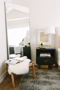 A Soothing Space For a Young Family — Professional Project | Apartment Therapy Main | Bloglovin'