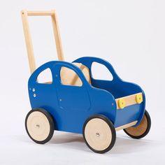Bilvogn - Blå