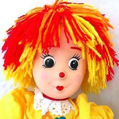Emilia-Brazil-Clown-Rag-Doll-Sitio-do-Picapau-Amarelo-Yellow-Woodpecker-Farm