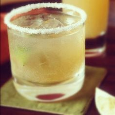 Beer Margarita (a personal favorite and easy to keep on hand) - 4 cans of beer, 1 cup tequila, 1 can frozen limeade