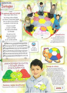 Recopilacion De Canciones Para Ninos La Revista Maestra Jardinera