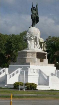 Balboa panama #parque ANAYANSI GAMBOA