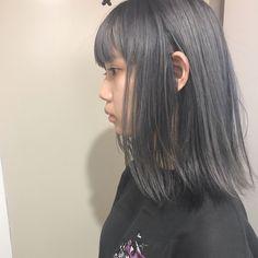 Silver Grey Hair, Alternative Hair, Going Gray, Hair Inspo, Hair Goals, Dyed Hair, Hair Makeup, Hair Beauty, Hair Color
