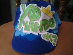 "Kids Cap ""Yo Mando ok?"""