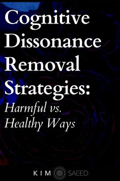 If you are like most victims of narcissistic abuse, you experienced a distorted sense of reality throughout the majority of the relationship with your partner. When your partner's alternating sweetness and rage suddenly defied everything you believed about him or her, you experienced an internal conflict known as cognitive dissonance. This created great self-doubt about your ability to predict a partner's abusive potential in the future.