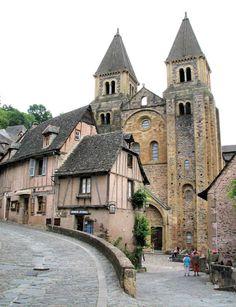 Conques- Aveyron- Midi-Pyrénées