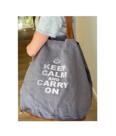"Bolsas de la rivera francesa!!!! ""Keep Calm and Carrie On""  #bolsa #bossa #bags #gris #grey #algodon #coto #cotton #lona #terrerouge #sailclothbag   #fashionbag #stylishbags #urbanbags #bagslover #instabag #igersbdn #streetwear #verano #estiu #summer #playa #platja #beach  #proteabdn #moda #accessorios #complementos #vistediferente #vesteixdiferent #shoppingbdn #badalona #bcn  #Tiendamultimarcamujer #Botigamultimarcadona   #Multibrandwomanstore"