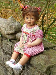 Tuesday's Child by Monika Levenig - 2012 MasterPiece Dolls