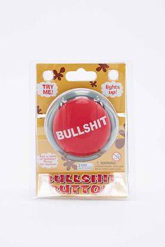 Bullsh*t Buzzer Gadget