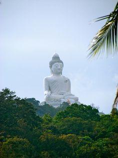Big Buddha, Phuket, Thailand Largest sitting Buddha in the world