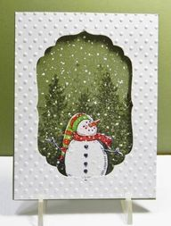 stampin up snow much fun - Google Search