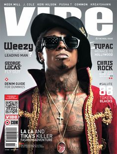 Vibe Cover Weezy!