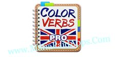"""English Irregular Verbs PRO v3.2 Apk    AD FREE VERSION  The application """"Color Verbs Pro"""" provides a list of 200 irregular verbs of the English language. Each verb contains examples (e.g. definitions sentences pictures audio pronunciation and phonetic transcriptions). There is a possibility to highlight the verbs that you consider as more difficult which means that you can identify them easily later on.   Practice (Quiz)  Do you know all past forms of English irregular verbs? ColorVerbs…"""