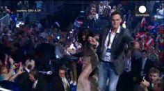 La mujer barbuda logra que Austria sea la vencedora de Eurovision