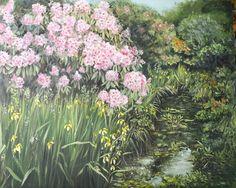 Lucinda Cornish - Portfolio of Works: oil paintings