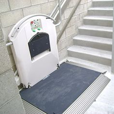 1000 images about wheelchair lifts elevators on for Www garaventalift com