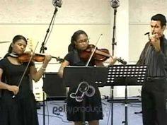 Primavera de Vivaldi - Musica para casamento - Trio de Cordas - violinos para casamento evangelico