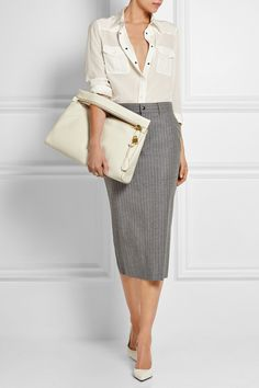 Tom Ford | Silk crepe de chine shirt | NET-A-PORTER.COM