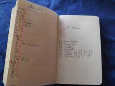 Mein Bullet Journal | Erdbeerglück & Mamakaffee
