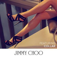 Jimmy Choo Heels. ♥Shoes
