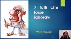 Pablo Picasso - 7 fatti che forse ignoravi  Picasso era il nome della madre e il bisnonno paterno era Italiano, di Sori in provincia di Genova :) Continua ... :)  #picasso #guernica #lareve #arte #cultura #pittura #scultura #pablopicasso