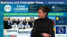 Lyn talks about her new role as President of Cavan Chamber and what the Chamber has to offer the Business Community in Cavan