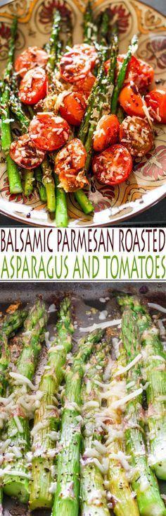 Balsamic Parmesan Ro