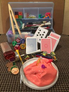 OT Fine Motor Tools to use as interventions for improving handwriting and dexterity for children or adults.
