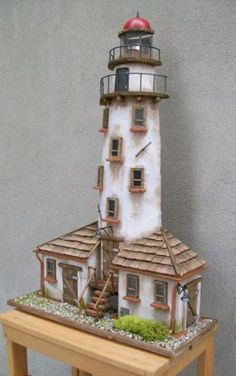 1 million+ Stunning Free Images to Use Anywhere Clay Houses, Ceramic Houses, Putz Houses, Clay Fairy House, Fairy Garden Houses, Miniature Fairy Gardens, Miniature Houses, Fairytale House, Hobby House