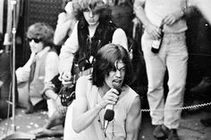On July 5 1969, The Rolling Stones played a Hyde Park, London, concert in memory…