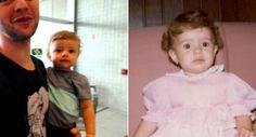 Filho da Sandy é MUITO parecido com a mãe: compare e veja semelhança incrível - Vix