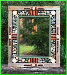 Tilton River Rustics   Rustic Mirrors