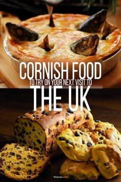 Historically settled by miners and fishermen, Cornish food is all about simple, wholesome fare. Much like Welsh food, it is heavily influenced by the resources of the area. As a result, quite a lot of Cornish food comes from the sea.