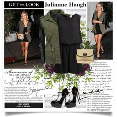 """""""Get The Look: Julianne Hough"""" by sparklingpearl on Polyvore"""