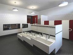 Waschrinne - Kita der St. Vincentius Kliniken, Karlsruhe