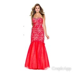 Mermaid Gowns are so elegant & this one is no exception 😍😍😍 NWT Size Small & only $75.00 💃🏿💃🏿💃🏿 Designer Consigner Boutique 6329 S. Mooresville Road Indianapolis, IN 46221 317-856-6370 317-979-9628-Text Option #Indiana #Indianapolis #Indy #DesignerGowns #DesignerDresses #Formals #FormalGowns #FormalDresses  #Prom #PromGowns #PromDresses #Prom2017 #Prom2K17 #MilitaryBall #MilitaryBalls #Pageants #PageantGowns #MermaidGowns
