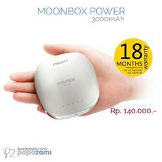 Pisen Moonbox Power 3000mAh Jade Silver. Unik, stylish, dan futuristik. Cuma IDR 140. Garansi 18 bulan.  Online shopping: www.bukalapak.com/papazami  Fast Order: HP/WA/TG: 0815-1100-6400 BBM: 5E2E9F7F LINE ID: papazami  #pisen #pisenindonesia #pisenmart #pisenstore #pisenshop #pisenonline #powerbank #papazami #tokopapazami #onlineshop
