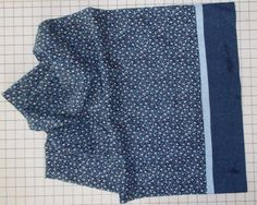 Sew Your Own Pillowcases with These Free Patterns: Sew a Pillow Case with a Contrasting Hem