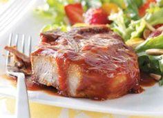 Braciole di maiale in salsa speciale ricetta