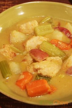 Nancy Fuller makes her quick and delicious stew!
