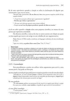 Página 241  Pressione a tecla A para ler o texto da página